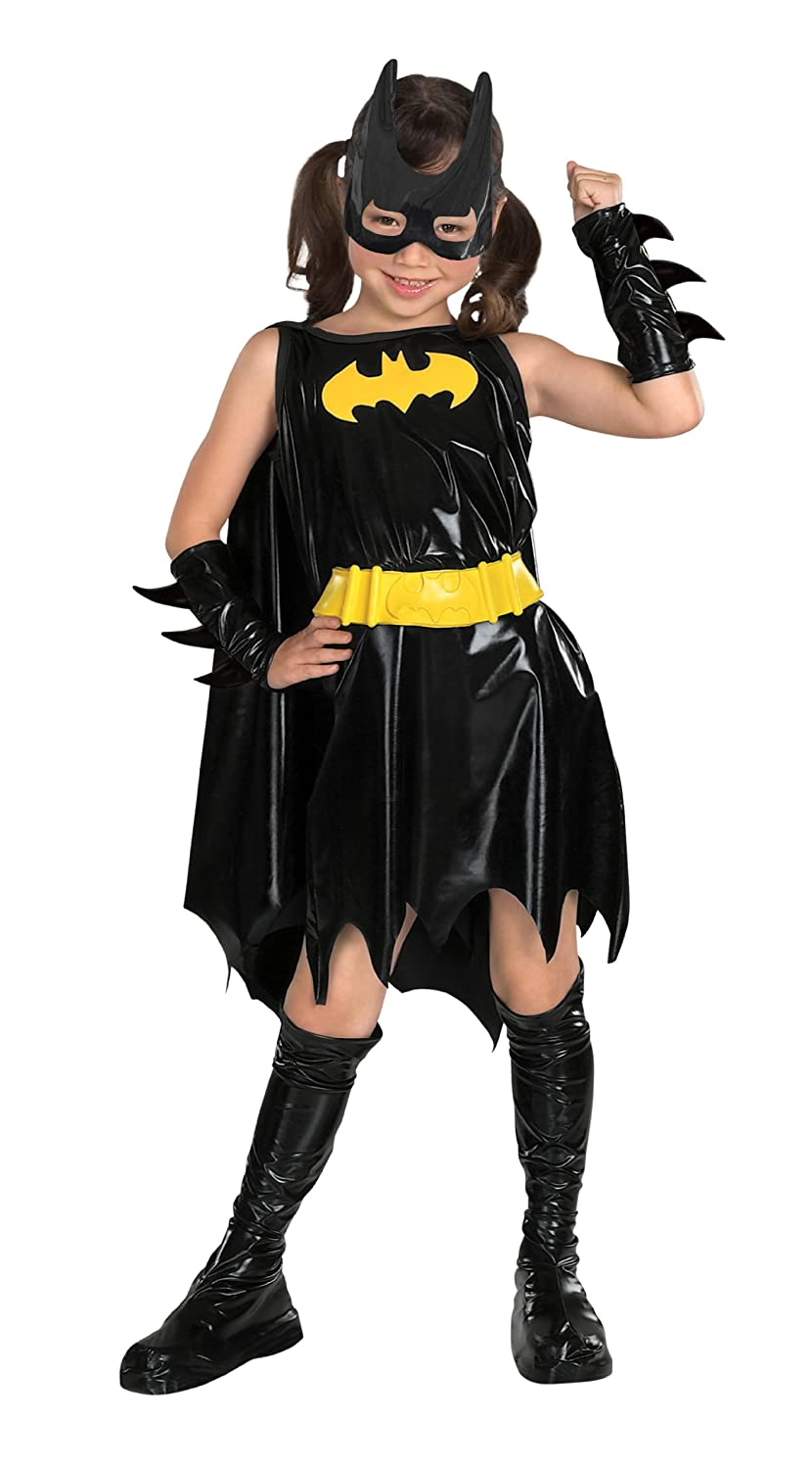 sc 1 st  Amazon.com & Amazon.com: DC Super Heroes Childu0027s Batgirl Costume Large: Toys u0026 Games