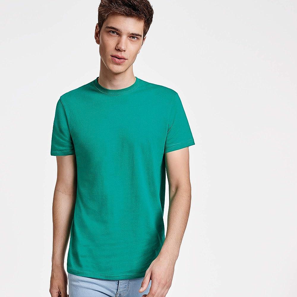 Camiseta Hombre | Pack 3 | Manga Corta | 100% Algodón (S): Amazon.es: Ropa y accesorios