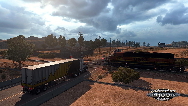 American Truck Simulator: PC: Amazon.de: Games