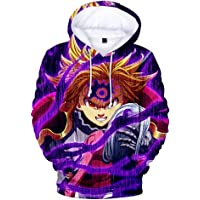 Pullover Hoodies Long Sleeve Hooded Fashion 3D Printed The Seven Deadly Sins Dragon's Sin of Wrath Meliodas Sweatshirts…