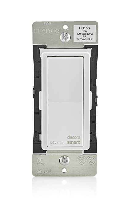 Leviton DH15S-1BZ 15A Decora Smart Switch