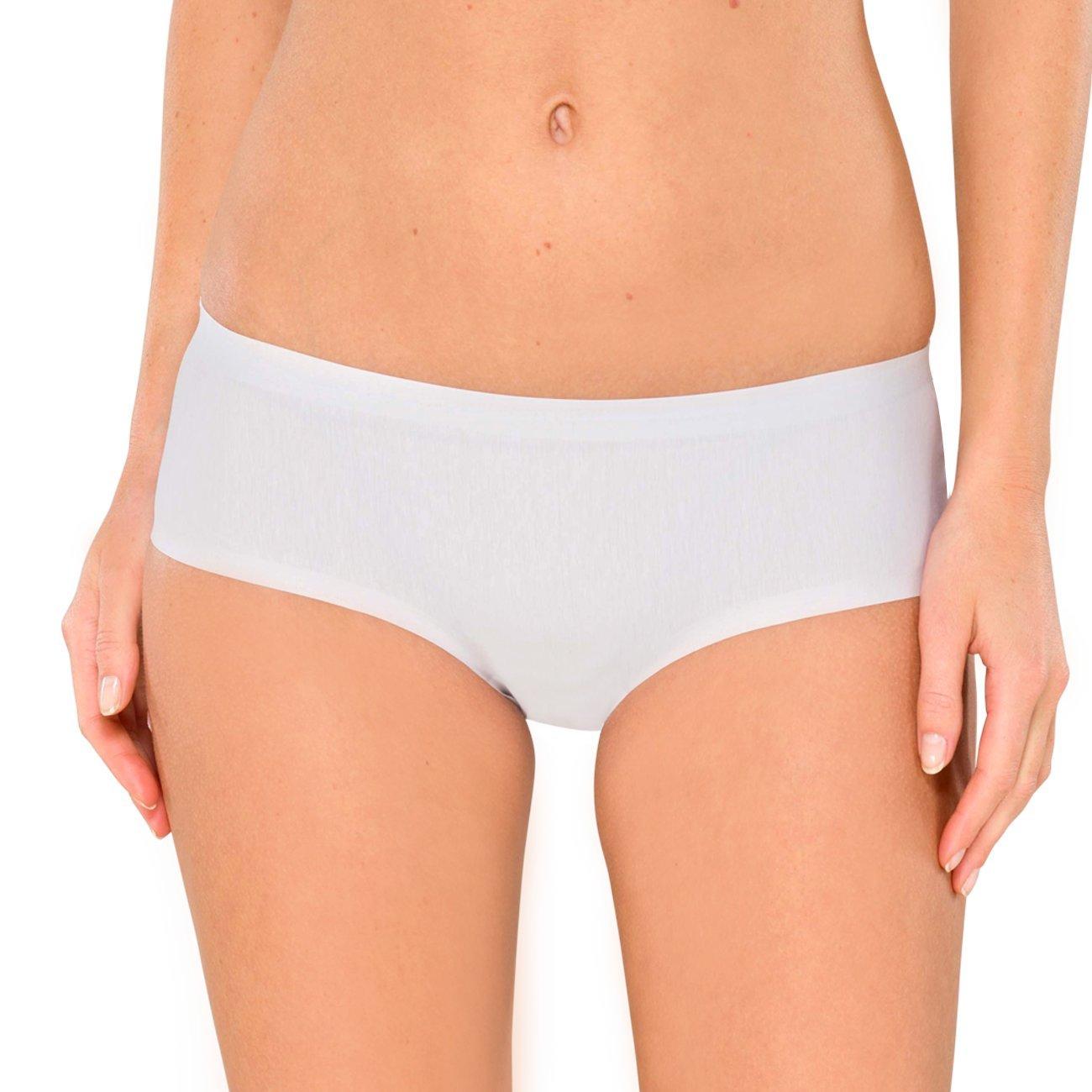 Schiesser Damen 3er Pack Slips Pants Unterhosen Farbwahl Gr.36-46 NEU