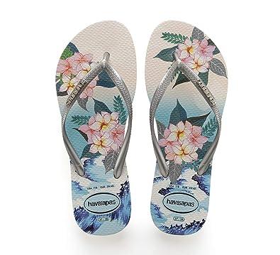 abd35e8a5 Havaianas Tropical Sunset, Women's Flip Flops: Amazon.co.uk: Shoes & Bags