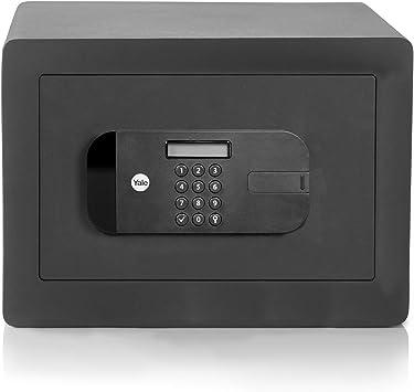 TFB7Q YSEB/250/EB1 Yale YSEB/250/EB1-Caja Fuerte motorizada de Alta Seguridad, Hogar, 25 x 35 x 30 cm: Amazon.es: Bricolaje y herramientas