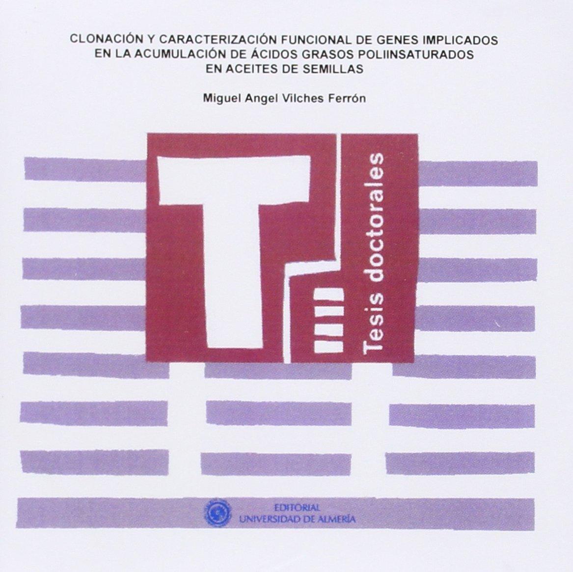 Clonación y caracterización funcional de genes implicados en ...