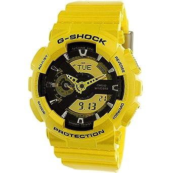 74ed6cc171e Relógio Casio G- Shock Anadigi Masculino GA-110NM-9ADR  Amazon.com ...