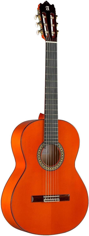 Guitarra acústica flamenca Alhambra 4: Amazon.es: Instrumentos ...