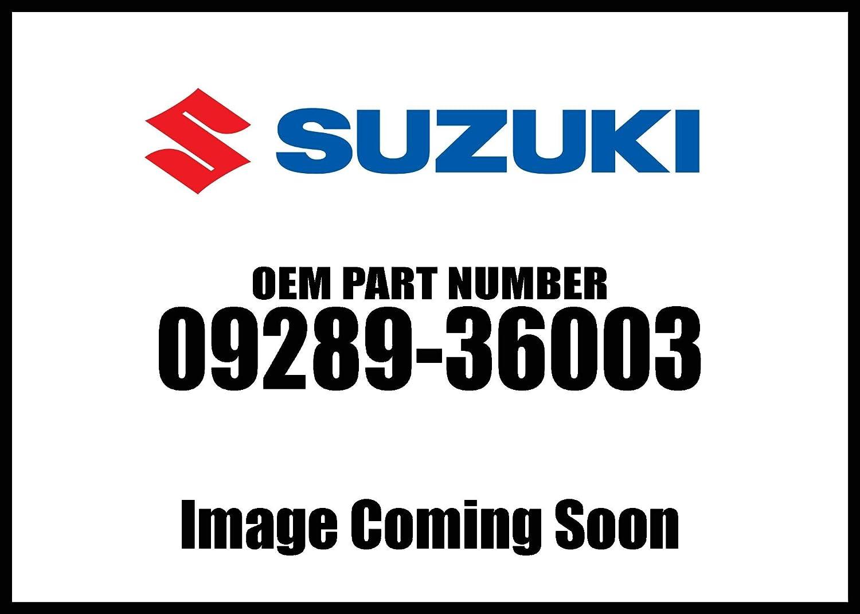 Suzuki Oil Seal Crank 09289-36003 New Oem