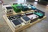 Guitar Pedal Board 2-Tier Platform Stand