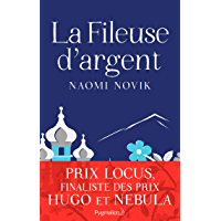 La Fileuse d'argent (Imaginaire) (French Edition) book cover