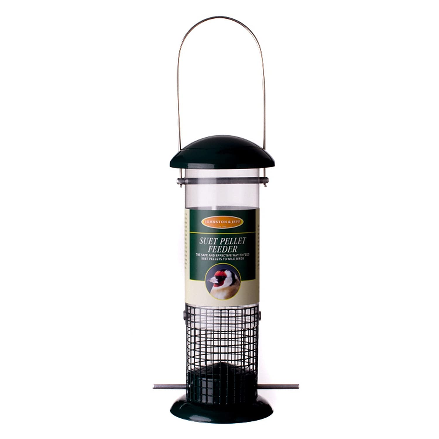 Johnston & Jeff Wild Bird Suet Pellet Feeder F007