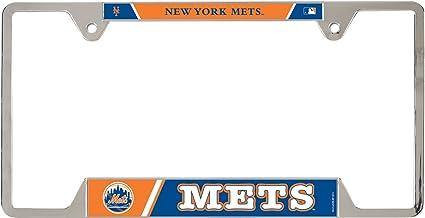 Wincraft MLB Metal License Plate Frame
