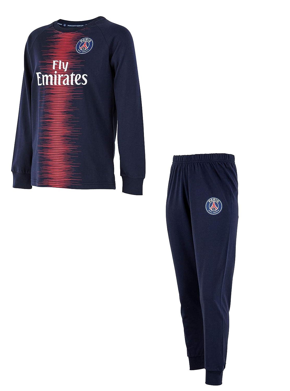 Paris Saint Germain Pijama Fly Emirates Talla niño, Niños ...