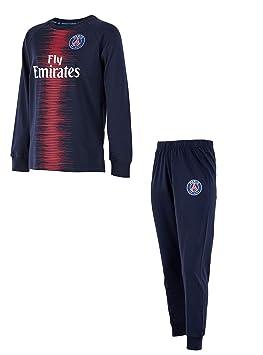PARIS SAINT GERMAIN Pyjama Fly Emirates PSG - Collection Officielle Taille  Enfant 4 Ans 2a0badbf865