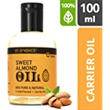 ST. D'VENCÉ 100% Pure Sweet Almond Coldpressed Carrier Oil