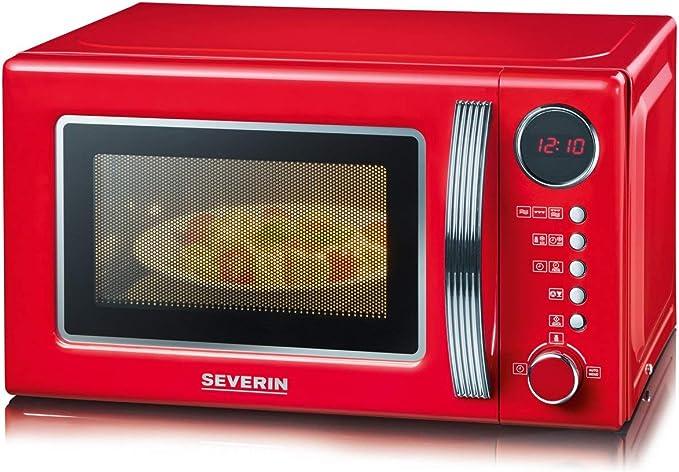 SEVERIN Microondas 2 en 1, con Función Grill