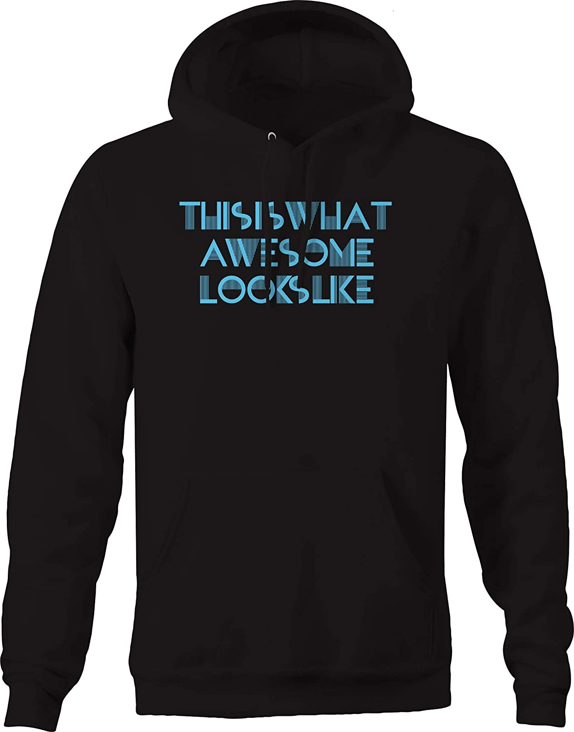 This is What Awesome Looks Like 80s 90s Retro Sweatshirt