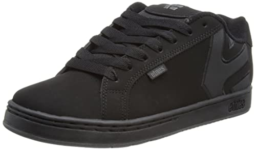 Etnies Fader, Scarpe Da Skateboard da uomo, Nero (013/black dirty wash
