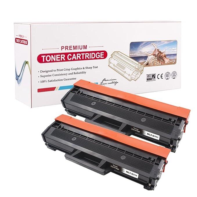 RadTek - Cartucho de tóner compatible con impresoras Samsung ...