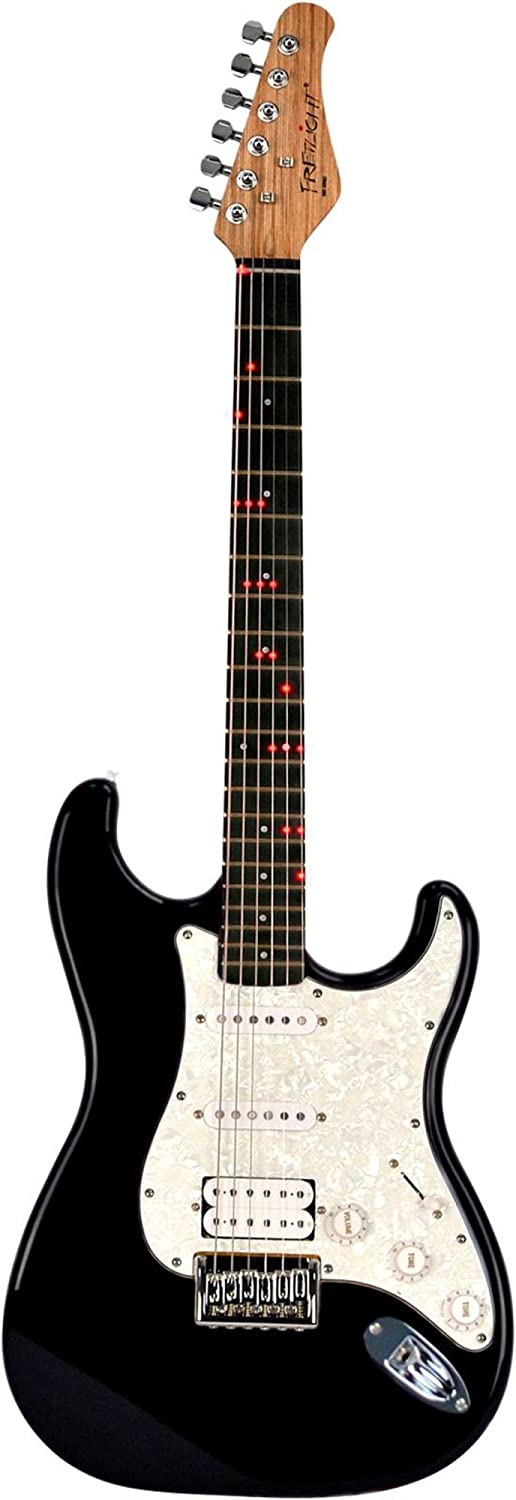 fretlight fg-621 inalámbrico para guitarra eléctrica,: Amazon.es ...
