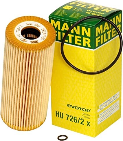 Mann-Filter HU 719//7 X Metal-Free Oil Filter