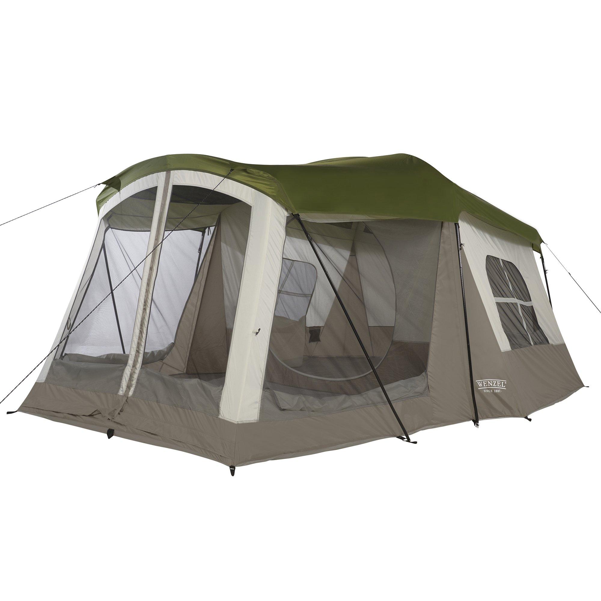 Wenzel Klondike 16 x 11-Foot 8-Person Screen Room Tent by Wenzel