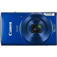 Canon IXUS 190 BL Appareil photo numérique 20.0 Mpix Zoom optique 10 x Bleu