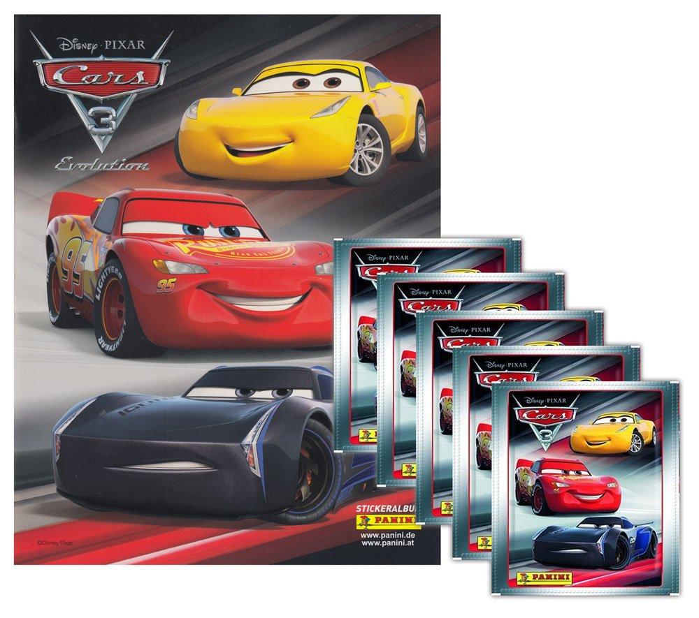 sammelsticker-Sticker 141 Panini-Cars 3