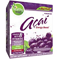 To Go Brands Acai Energy, Tropical Punch Flavor, 24-Count Boxes