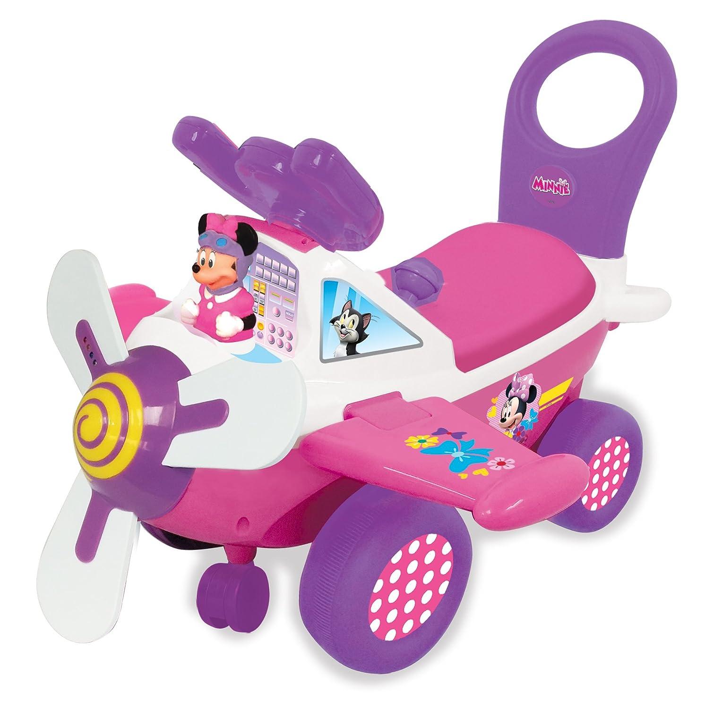 Kiddieland Correpasillos My First Minnie Plane Light & Sound ...