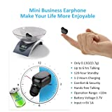 Single Bluetooth Earbud, LEZII Mini Invisible