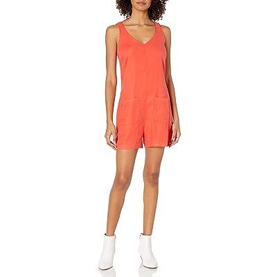 Level 99 Women's Daisy Romper: Clothing