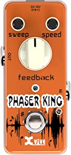 Xvive V6 Phaser King Pedal Effect