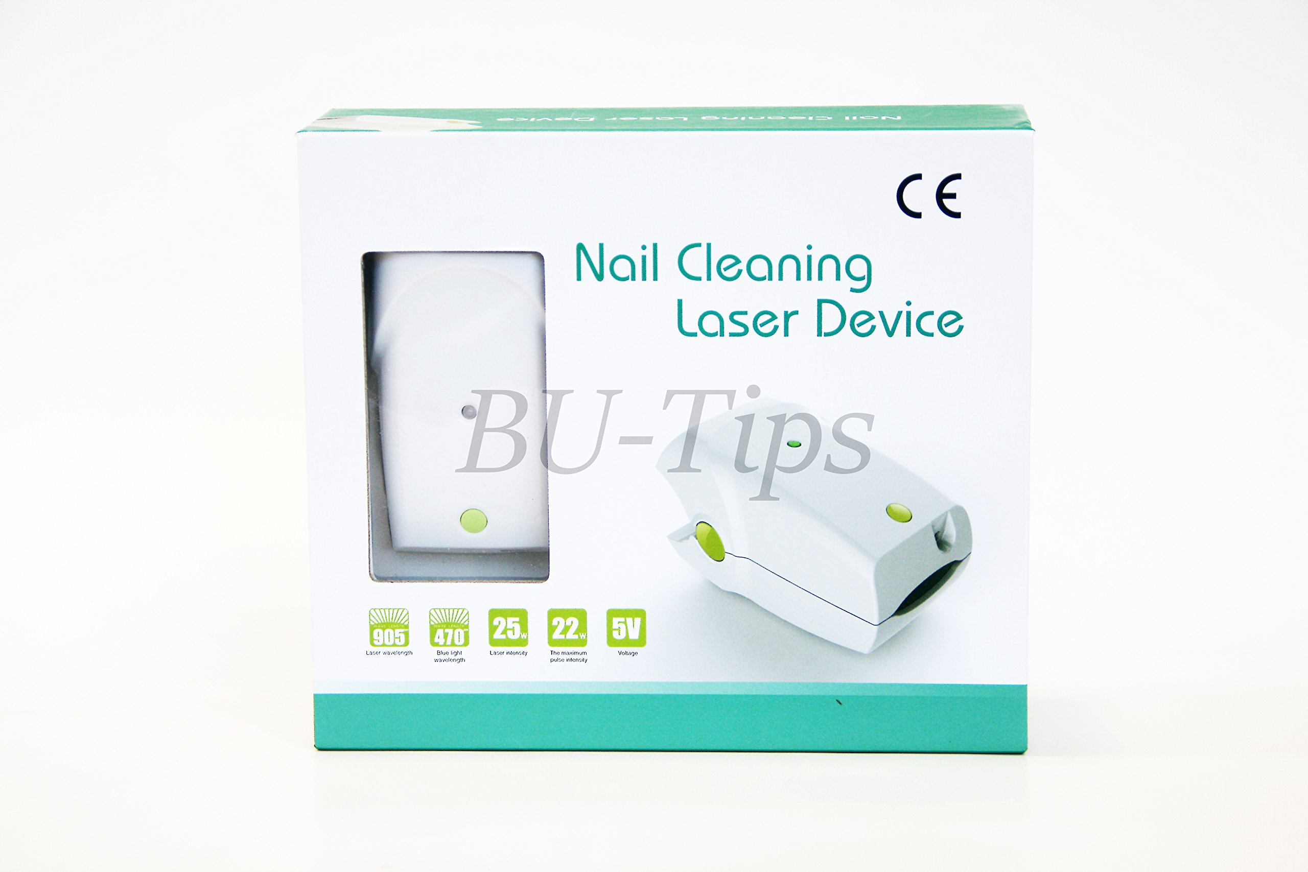 HNC Fungus Treatment Laser Device Revolutionary Home Use Nail-fungus Remover … + Free Ebook