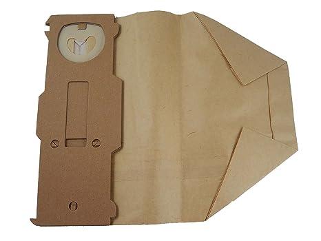 vhbw 10x Bolsas de papel para aspiradoras Vorwerk Kobold VK ...
