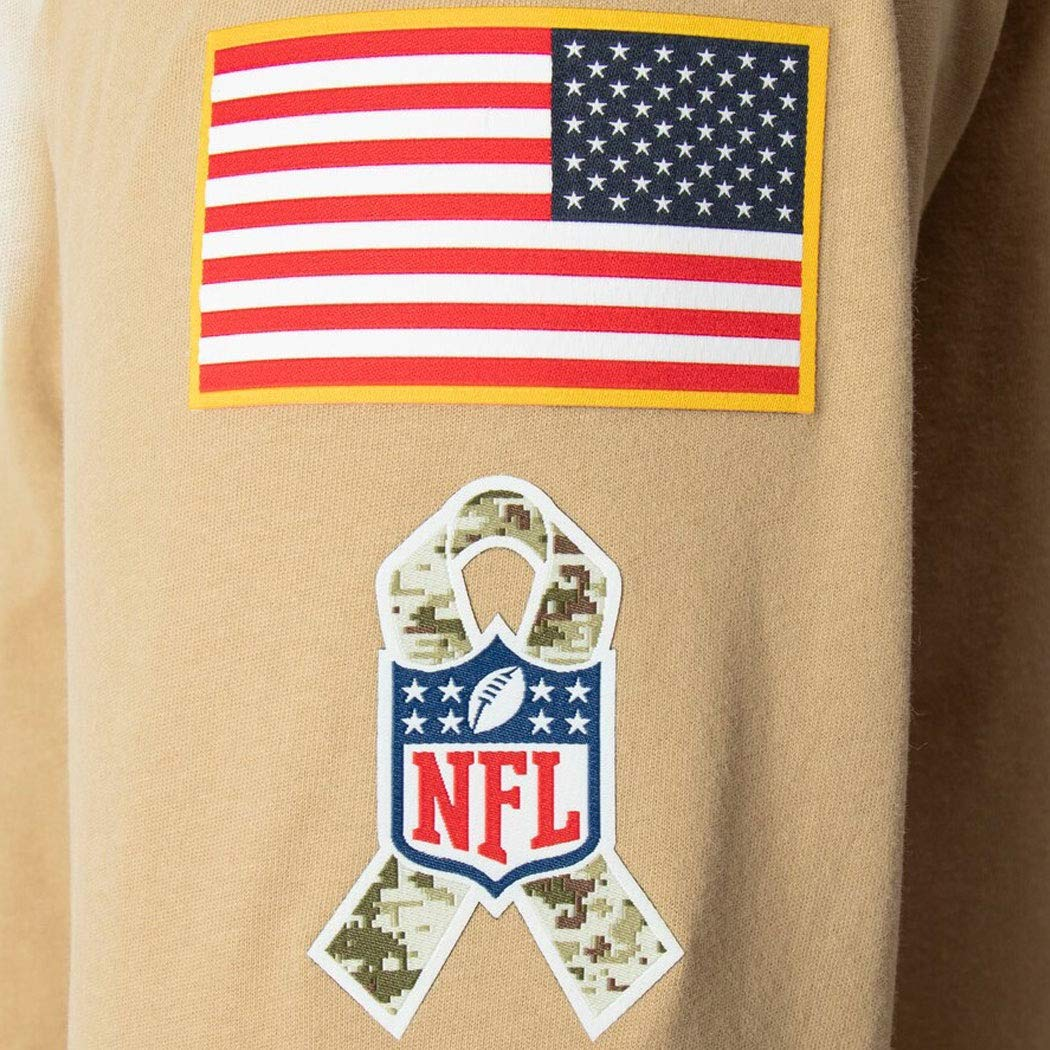 for Baltimore Ravens American Football M/änner Beil/äufige Hoodie Sport Sweatshirt Fans Trikots Langarm Kapuzenpulli Mit Kordelzug Color : Brown, Size : S