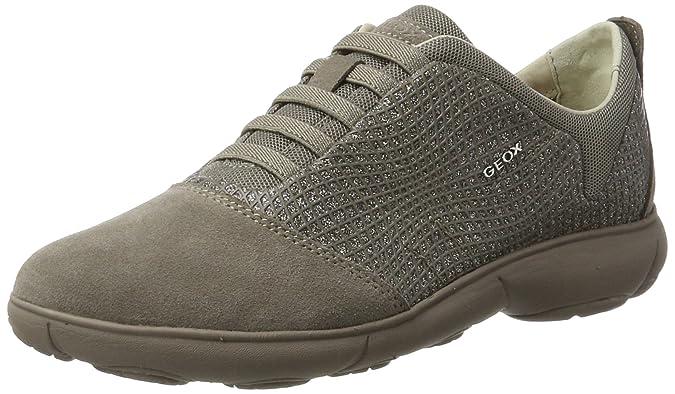 Geox D Nebula A, Zapatillas para Mujer: Amazon.es: Zapatos y complementos