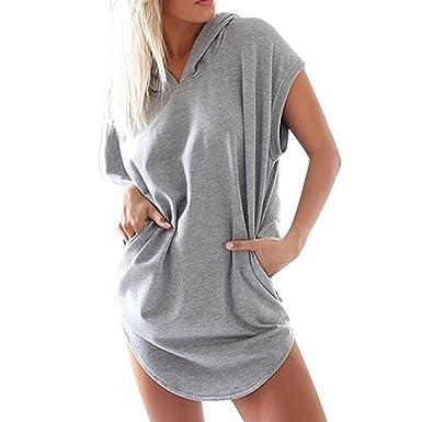 Super Qualität outlet Turnschuhe für billige koobea Shirt Damen Oversize Hoodie Kurzarm t Shirt