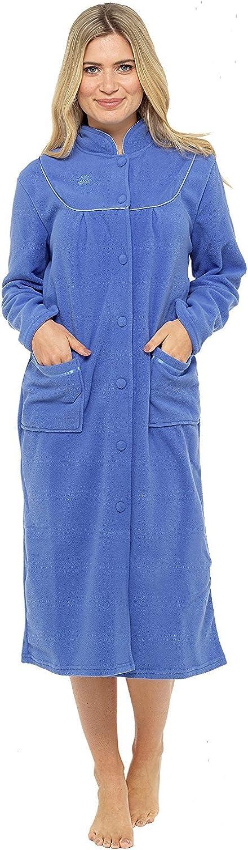 Lady Olga Bata para Mujer Azul Azul Oscuro XL