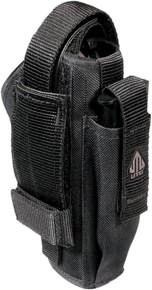 UTG LE Grade Ambidextrous Belt Holster, Black