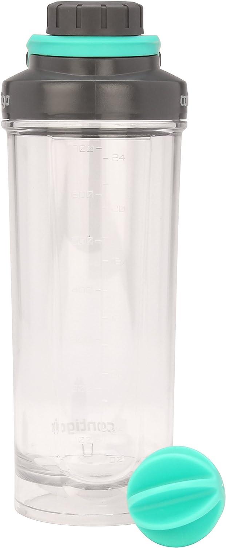 Contigo Shake & Go Fit Shaker Bottle, 28 oz., Cockatoo
