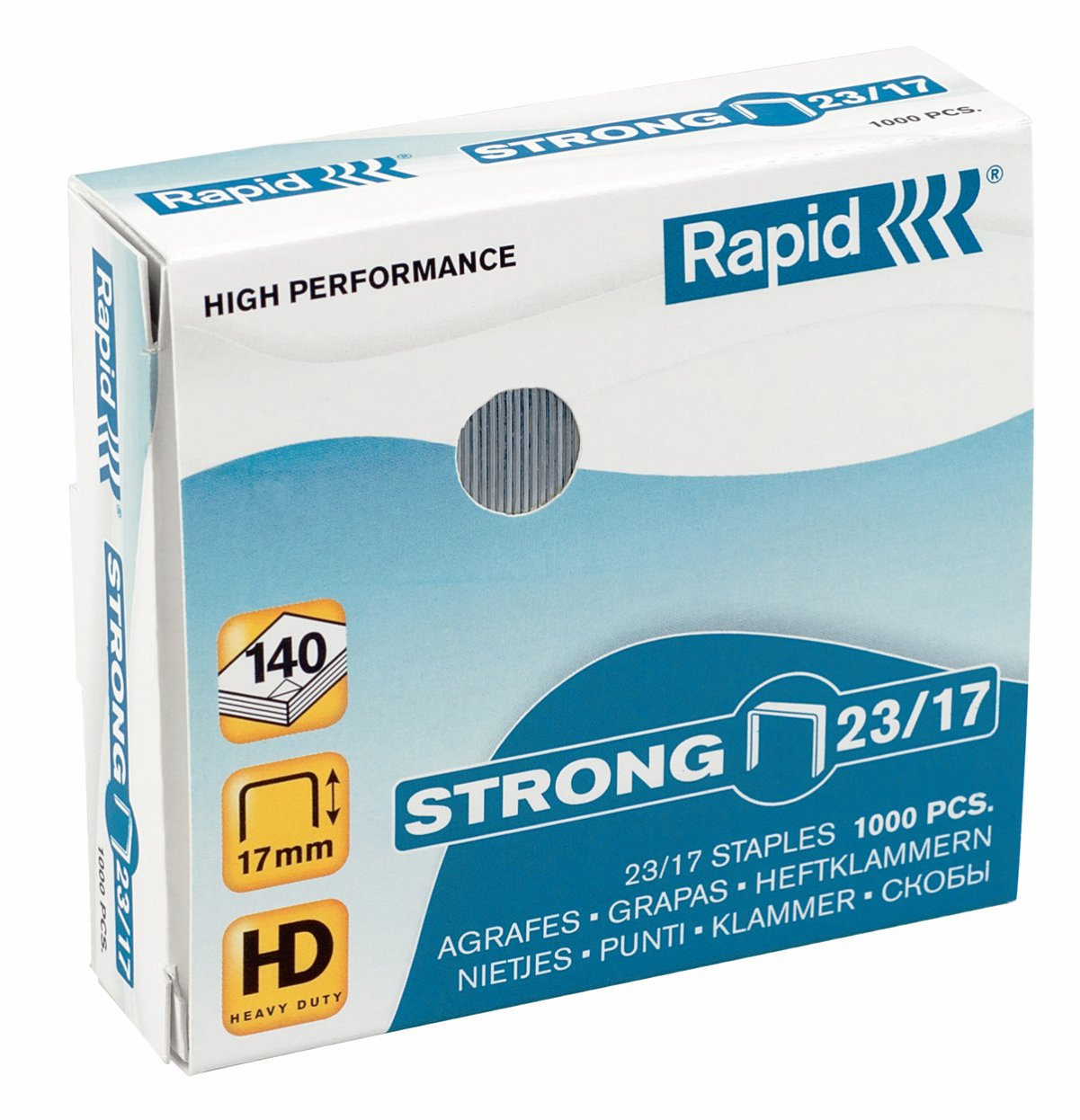 Rapid Strong Agrafes 23 / 15 x1000