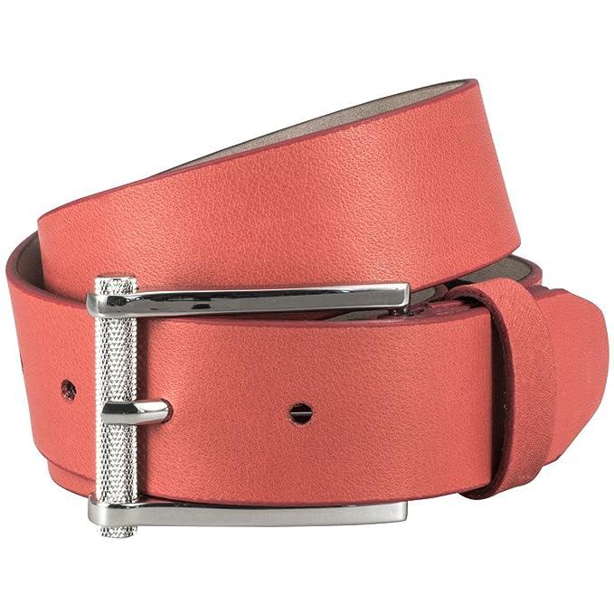 Lindenmann- Cinturones de cuero mujer mujer el arte de la cinturón ... dc1025b87496