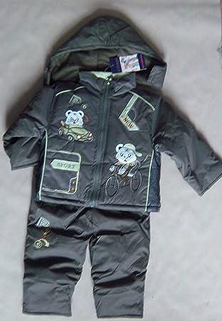 Traje de chaqueta insulada Khagi para niños de esquí, Esquí, niño, 86 gr: Amazon.es: Deportes y aire libre
