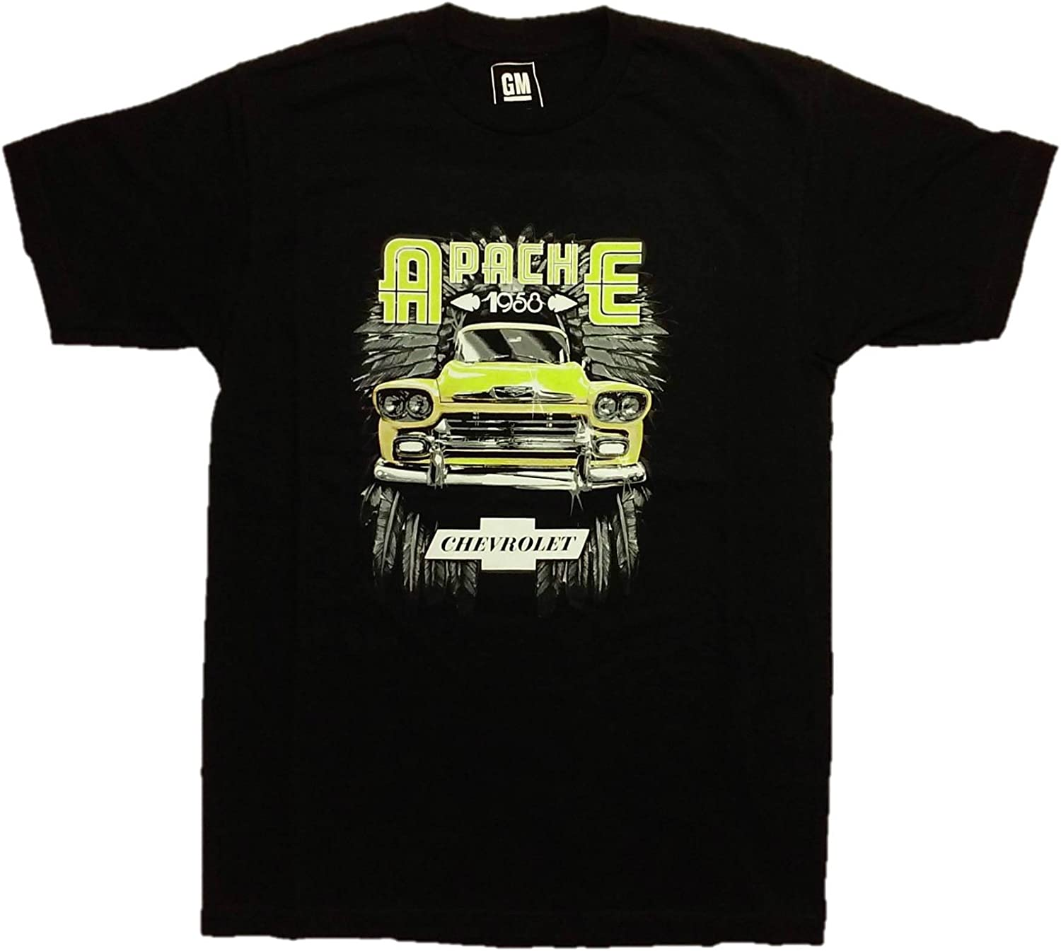 Chevy Apache SS 1958 Men/'s T-Shirt by JH Design Group