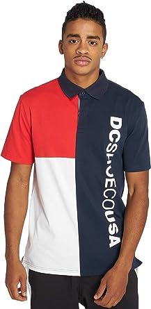 DC Shoes Mawson - Camisa Polo de Manga Corta para Hombre EDYKT03447: Amazon.es: Ropa y accesorios