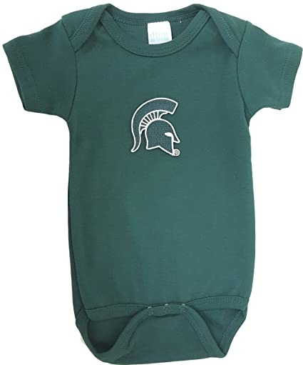 Amazon.com  Future Tailgater Michigan State Spartans Baby Onesie ... 8c8d7c631