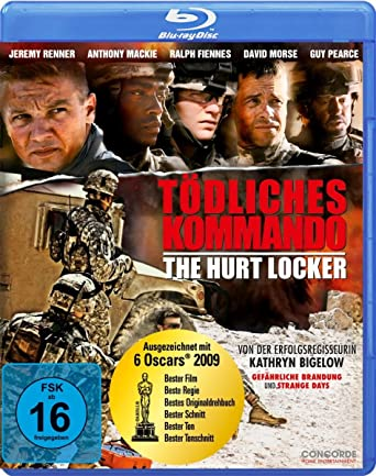 Tödliches Kommando The Hurt Locker Blu Ray Amazonde Jeremy