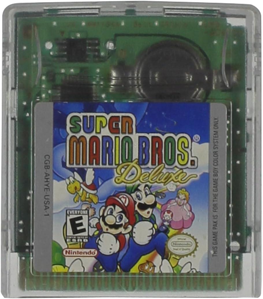 Game boy color super mario bros deluxe - Game Boy Color Super Mario Bros Deluxe 26
