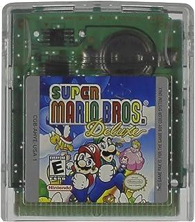 Amazon Com Super Mario Bros Deluxe Nintendo Game Boy Color